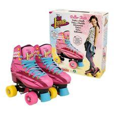 Roller Skates Training Original TV Series Disney Soy Luna 32-33/1/21.8 Cm New