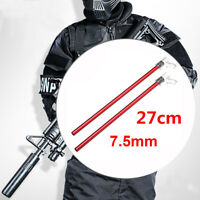 27cm Upgrade Comp Barrel + T-piece Tee Gel Ball Blaster For Jinming Gen8 M4A1