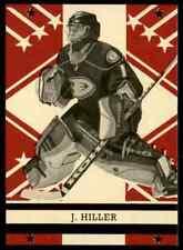 2011-12 O-Pee-Chee Retro Jonas Hiller #51
