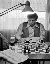 Bobby Fischer #17 11 x 14 Print   #3483
