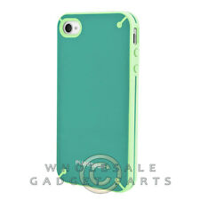 Apple iPhone 4/i4S PureGear Slim Shell Case Pistachio Mint Case Cover Shield