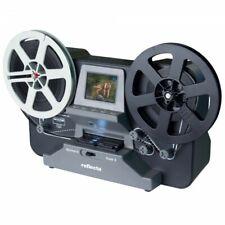 Reflecta Film Scanner, Super 8/Normal 8, Black