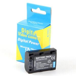 Batería NP-FH50 1050mAh para Sony NP-FH30, NP-FH40, NP-FH60