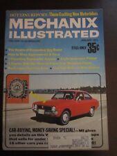 Mechanix Illustrated Magazine January 1971 Car Buying  (F)