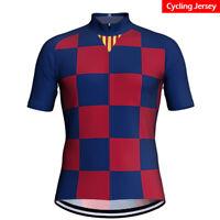 2019 Men's Cycling Jersey Short Bicycle Bike MTB Short Shirt Team Clothing Tight