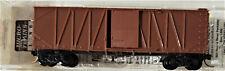 Mcro Trains 28000 Series 40' Outside Braced Box Car Undecorated Nib