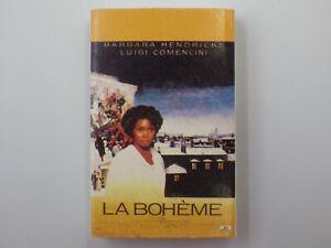 Box Match Vintage Movie Film Year 90s La Bohème