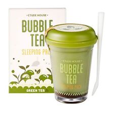 [Ship from USA] ETUDE HOUSE Bubble Tea Sleeping Pack 100g - Green Tea
