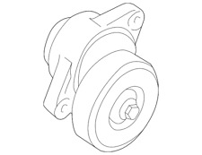Genuine Ford Serpentine Tensioner 6L2Z-6B209-B