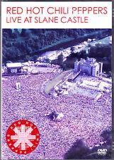 RED HOT CHILI PEPPERS live at slane castlel DVD NEU OVP/Sealed