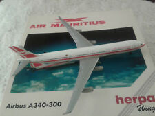 1:500 herpa wings air mauritiusA340