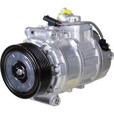 For BMW E90 E92 E93 E60 R63 R64 M3 M6 A/C Compressor and Clutch Denso 471-1559