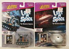 Johnny Lightning Lost In Space 2-Pak! Jupiter 2 Clip 48 & The Chariot Clip 23
