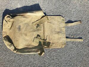 Ww2 date1941 Sac Large Pack anglais web PATTERN Mle 1937, 100% original TOMMY GB