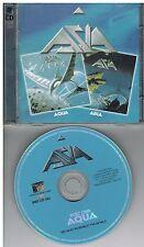 Asia - Aqua/Aria   2 CDs 2003