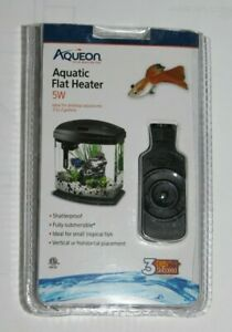 Aqueon Aquatic Flat Heater 5 Watt Up To 2 Gallons.