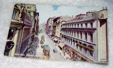Postcard, Renfield Street, Glasgow, Scotland