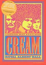 "CREAM ""ROYAL ALBERT HALL MAY...."" 2 DVD NEU"