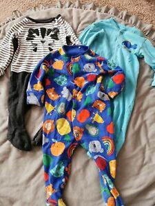 Boys Sleepsuit/Babygro Bundle, Next/Tu/Babiesrus, 3-6 Months