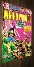 WEIRD WORLDS #6 -- August 1973 -- John Carter Warlord -- VF/NM Or Better