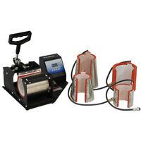TAZZA Pressa di calore macchina sublimazione di stampa 142, 200, 312, 340, 483ml
