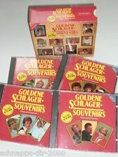 60 + 4 SCHLAGER HITS AUS 30 JAHREN 4 CD ´S CONNY FROBOESS CHRIS HOWLAND SMOKY