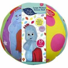 In the Night Garden Large Motion Sensor Ball with Fun Sounds