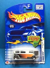 Hot Wheels 2002 First Editions 1 of 42 Midnight Otto Collector No. 013