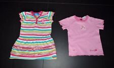 süßes Kleid, Longshirt und T-Shirt, Topolino + TCM, Größe 62/68