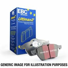 EBC Brakes UD1569 Ultimax ORG.MFR Replacement Rear Brake Pads For 12-17 Fiat 500