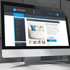 EBAYVORLAGE Auktionsvorlage Aquino RESPONSIVE Mobil Design HTML Template