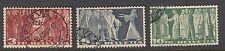 Svizzera:1938 3f-10f sg388a-90a BELLE USATO