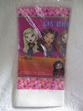 Girl Bratzs Birthday Party Plastic Table Cover New