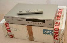ARCAM Diva CD192 CD-192 Cd Player Wolfson 24-bit DAC CD-R CD-RW Remote Control