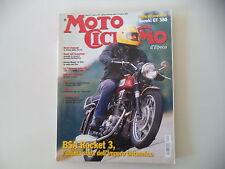MOTOCICLISMO D'EPOCA 8-9/2004 RUMI SCOIATTOLO 125/CZ 175/SUZUKI GT 380/SB1 500
