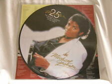 "MICHAEL JACKSON Thriller 25 limited edition picture disc 12"" NEW LP Quincy Jones"