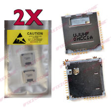 2 x New SIM Card Reader Tray Socket For Samsung Galaxy Infuse SGH-i997 i997 USA