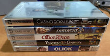 Sony PSP UMD Movie Lot 5 Pack