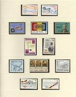 Europa Collection MNH CV$135.00 CEPT 1982 Complete on Safe Hingeless Pages