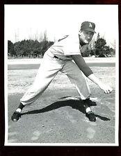 Original 8 X 10 Photo Roger Craig Los Angeles Dodgers