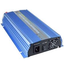 1000W  Grid Tie Power Inverter Netz-Wechselrichter 15-23V DC Solar MPPT Function