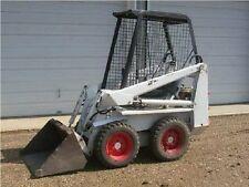 Bobcat 371 Skid Steer Workshop Manuale