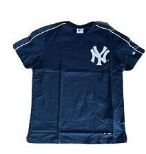 Champion-MLB ny New York Yankees Legacy crewneck t-shirt 215417 talla L nuevo