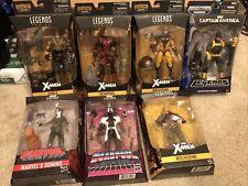Marvel Legends Deadpool Random BAF 7 figure set