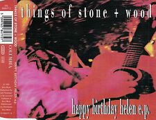 Things of Stone + Wood: Happy Birthday Helen E.P./5 TRACK-CD (Columbia 1994)