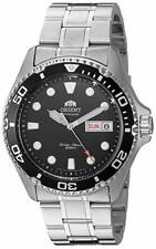 Orient Men's Diver Ray II Automatic Stainless Steel Watch - FAA02004B9 NEW