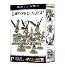 Start Collecting Daemons of Nurgle Warhammer AOS 40K. 20% off UK rrp.