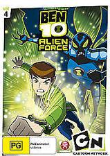 Ben 10 - Alien Force Vol.4 (DVD, 2010)