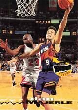 Dan Majerle & Michael Jordan 1993-94 Stadium Club Frequent Flyers NBA Card #353
