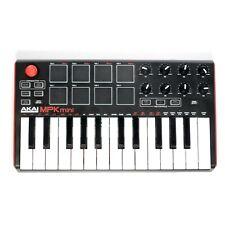 Akai Professional MPK Mini MKII – 25 Key USB MIDI Keyboard Controller w/ Cable